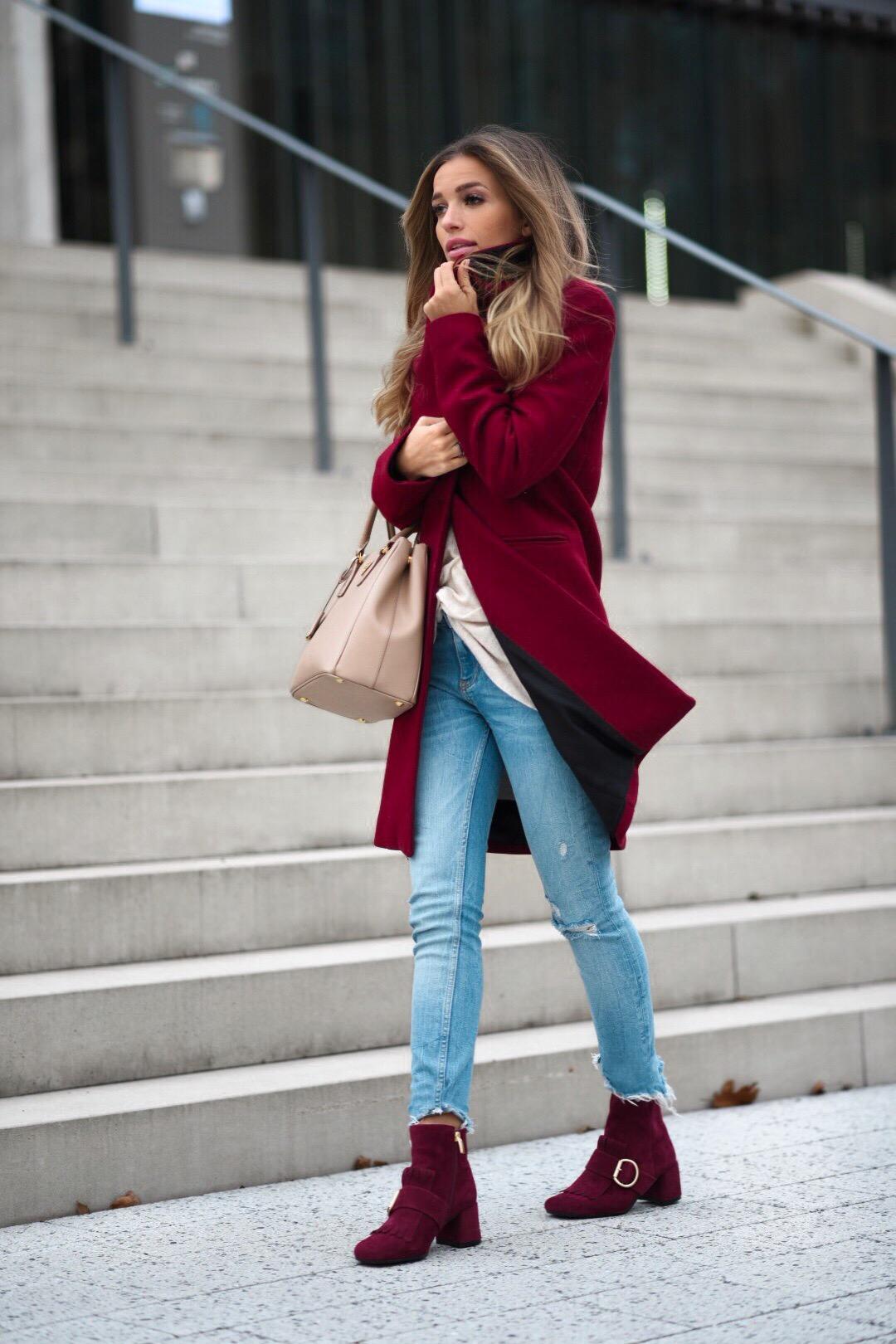 Großartig Stiefeletten Kombinieren Beste Wahl Vielen Dank An Schuhe.de Für Diese Wunderschönen