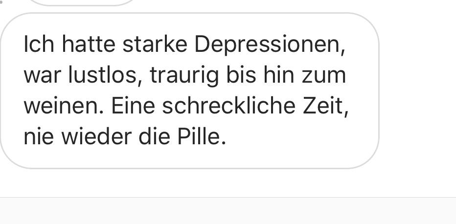 pille depressionen maxim